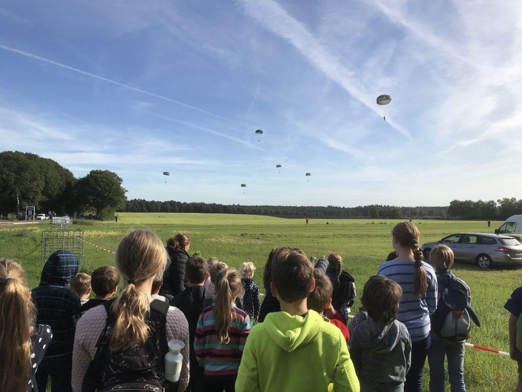 Parachute springen