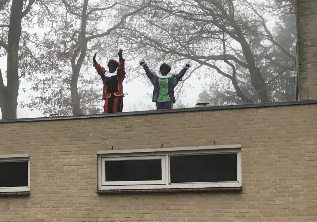Sinterklaas in Wolfheze!